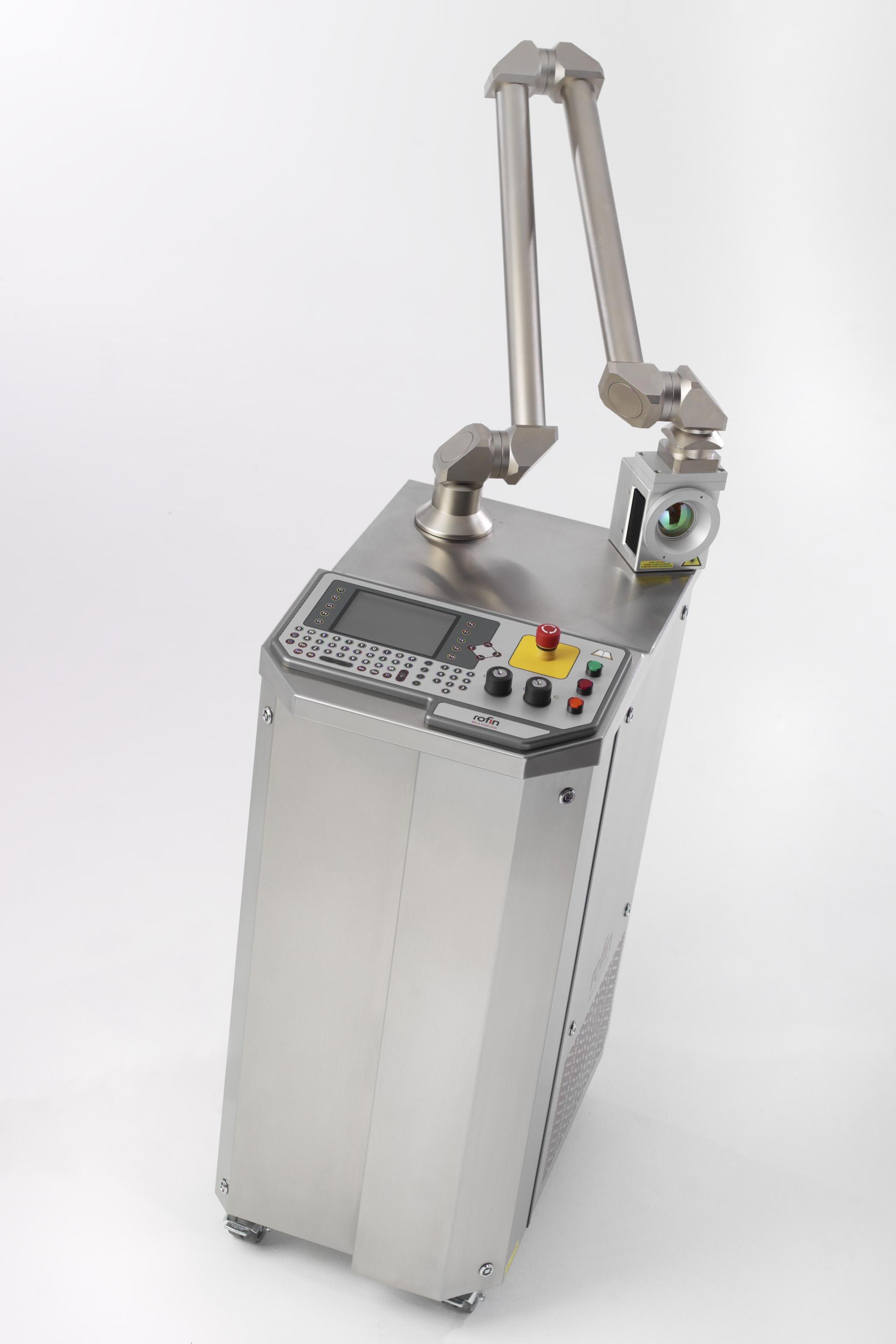 Rofin laser marking systems