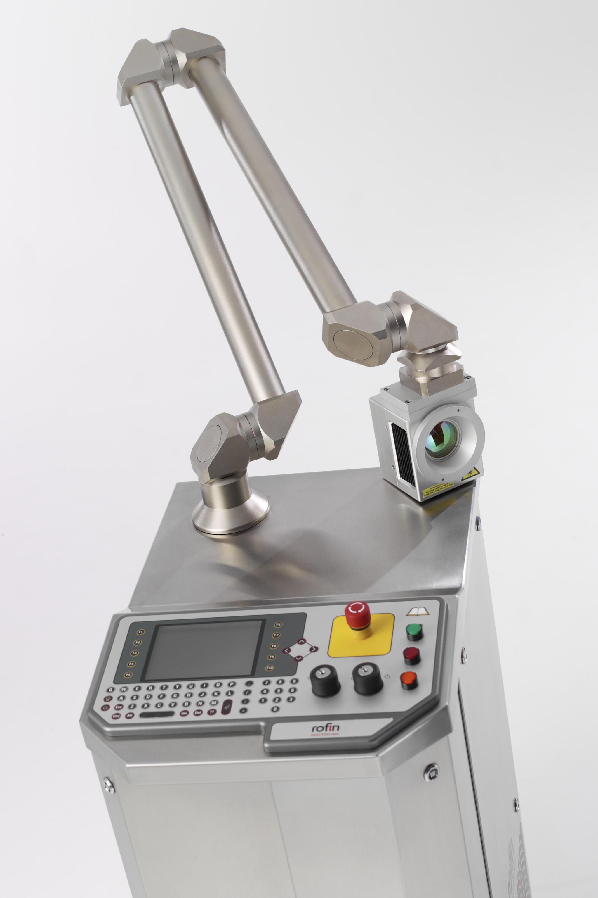 Rofin laser service